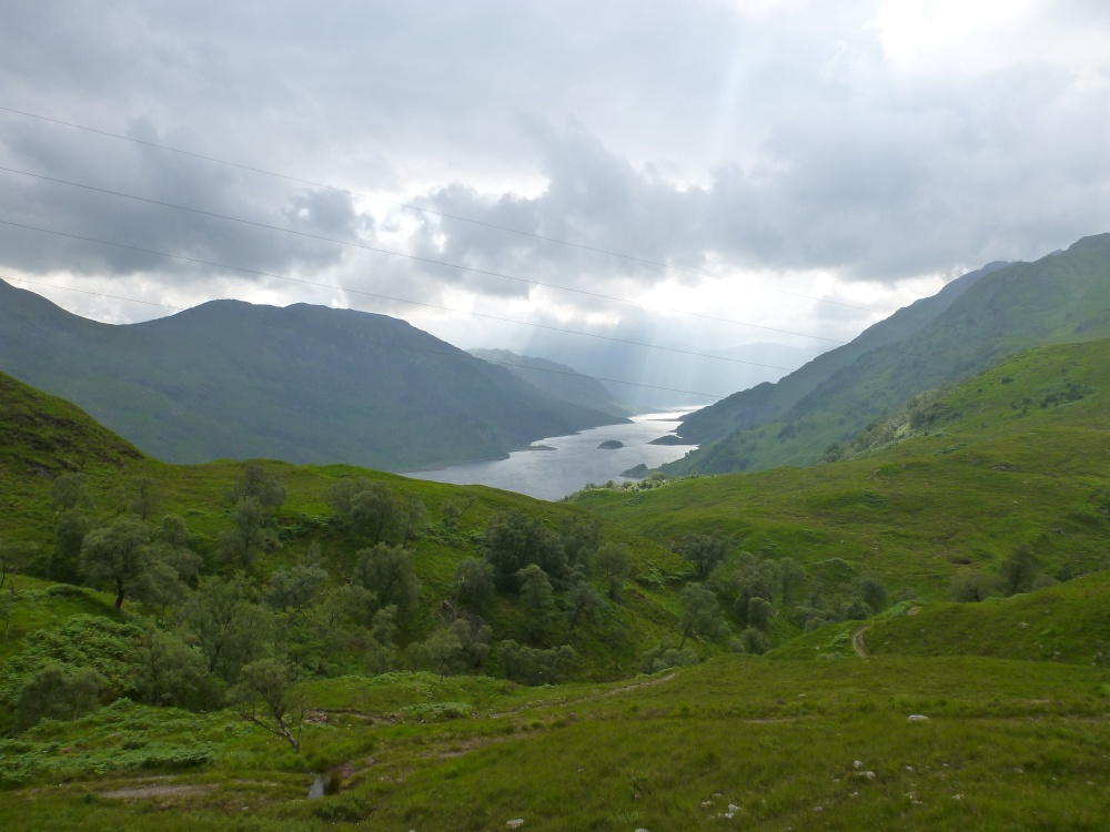 Loch on Day 11