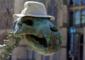 Tilley Hats - even dinosaur adventurers used them!