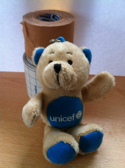 UNICEF Teddy